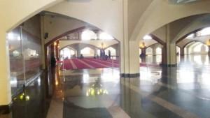 Masjid Pusdai di Jalan Diponegoro No 63 Bandung. Foto serbabandung.com #serbabandung
