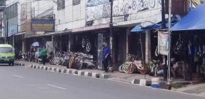 Toko Sepeda Jalan Veteran
