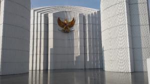 Monumen Perjuangan di Jalan Dipati Ukur Bandung