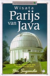 "Buku ""Wisata Parijs Van Java"" karya wartawan senior Kompas Her Suganda"