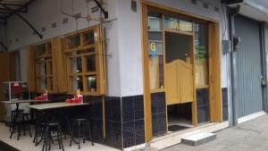 Rumah Makan Ganefo. | Foto serbabandung.com #serbabandung