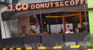 J.Co Donuts di Festival Citilynk Badnung. | Foto serbabandung.com #serbabandung