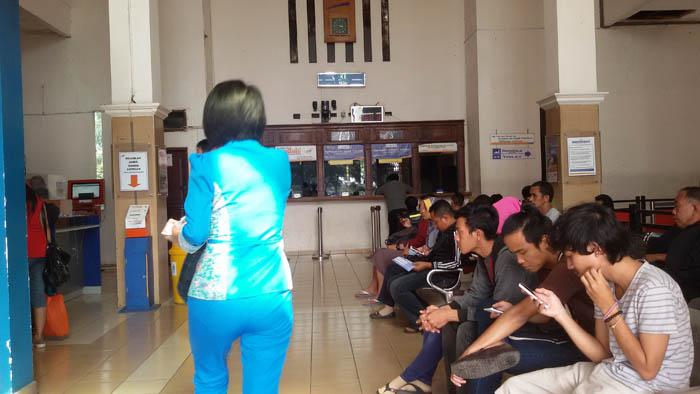 Tiket KAI Lebaran 2018 Sudah Bisa Dipesan Warga Bandung