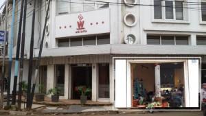 Wiki Koffie Jalan Braga Bandung. | Foto serbabandung.com #serbabandung