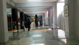 Museum pos di Jalan Cilaki Bandung. |Foto serbabandung.com #serbabandung