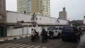 Bekas Gedung Sarinah di Jalan Asia Afrika Bandung | FOTO serbabandung.com.