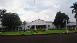 Gedung Pakuan di Jalan Cicendo Bandung | FOTO serbabandung.com