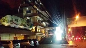 Hotel Naripan di Jalan Naripan Bandung. Dulunya hotel ini dikelola orang Belanda | Foto serbabandung.com