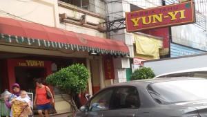 Pabrik tahu Yun Yi di Jalan Sudirman Bandung | Foto serbabandung.com