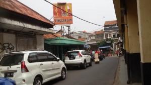 Mi Linggar Jati di Jalan Balonggede Kota Bandung. | Foto serbabandung.com #serbabandung