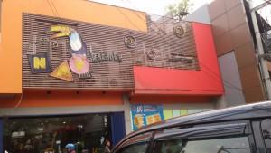 NAV Karaoke Jalan Buahbatu, Bandung. | Foto serbabandun.com #serbabandung