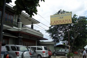 Rumah Makan Laksana. | Foto id.openrice.com