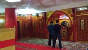 Masjid Al-Imtizaj di JAlan ABC, Bandung. | Foto serbabandung.com #serbabandung