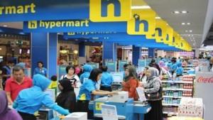 Hypermart di Metro Indah Mall, Bandung.| Foto media.corporate-ir.net