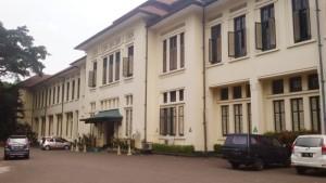 Gedung SMA 3 dan 5 Bandung.