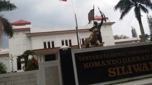 Markas Kodam III/Siliwangi, Jalan Aceh, Bandung. | Foto serbabandung.com #serbabandung