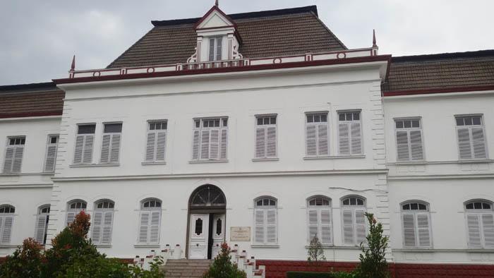 Gedong Sabau, Gedung Heritage di Jalan Kalimantan Bandung