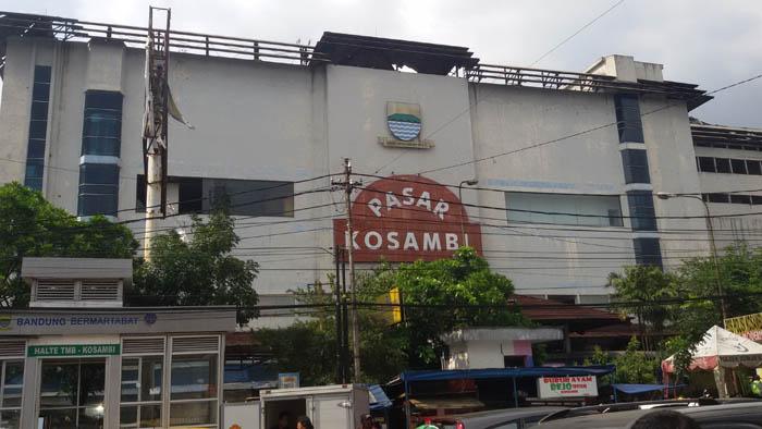 Bandung Theater, Bioskop Zaman Dulu yang Tak Berbekas di Pasar Kosambi