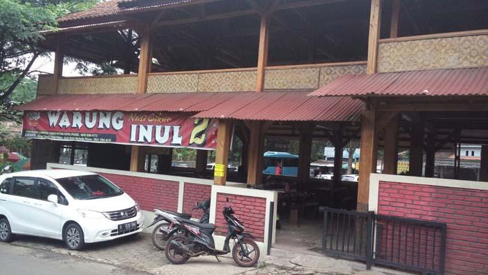 Warung Inul Tawarkan Menu Unggulan Nasi Cikur dan Ikan Goreng
