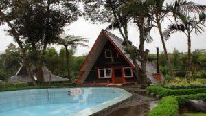 Vila dan Hotel di Ciwidey