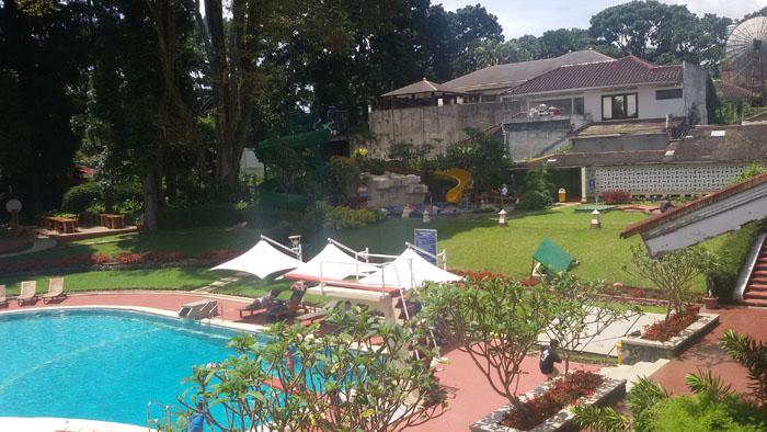 Tempat Renang di Bandung di Area Cagar Budaya Bumi Sangkuriang