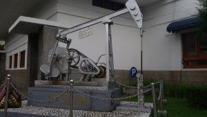 koleksi museum geologi