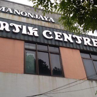 toko baju batik di Bandung