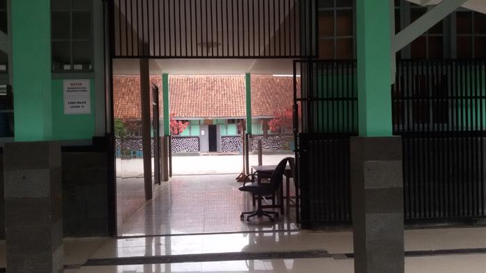 SDN Centeh Dulunya Tempat Praktik Lulusan Sekolah Radja