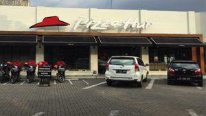 pizza hut di Bandung