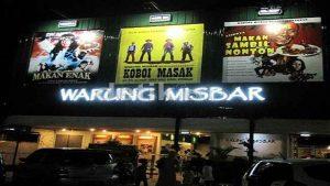 restoran di Jalan Riau Bandung