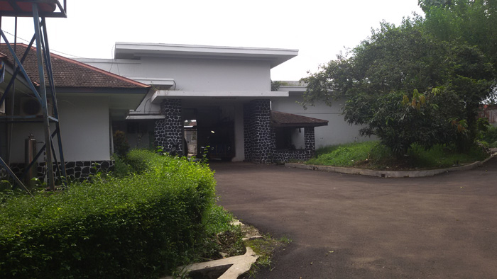 Rumah Potong Hewan Milik Pemkot Bandung di Tengah Hiruk Pikuk Jatayu