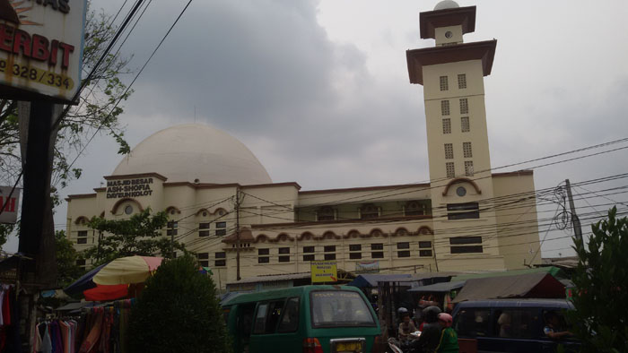 masjid ash shofia