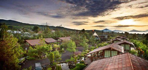 Villa Air Natural Resort
