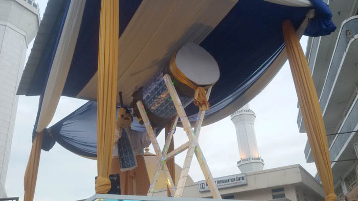 Haji Geyot Kembali Menghibur Warga Bandung Saat Ramadan
