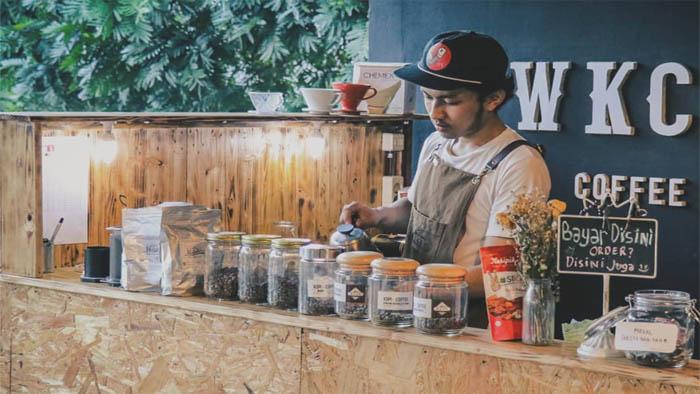 WKCK Coffee Tempat Ngopi di Kawasan Cileunyi Bandung Timur