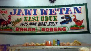 Kuliner Buah Batu Bandung