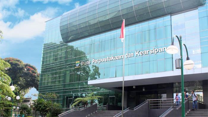 Perpustakaan Daerah Kota Bandung Layak Dikunjungi Warga