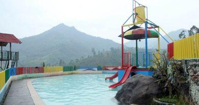 Berenang Sambil Menikmati Pemandangan di Beberapa Kolam