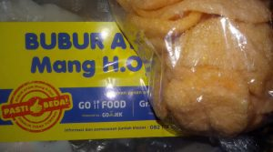 Bubur Ayam Mang H Oyo