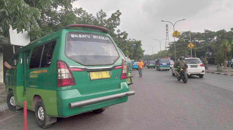 Rute Angkot Buahbatu-Dayeuhkolot yang Melewati Bojongsoang