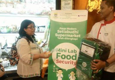 mini lab food security