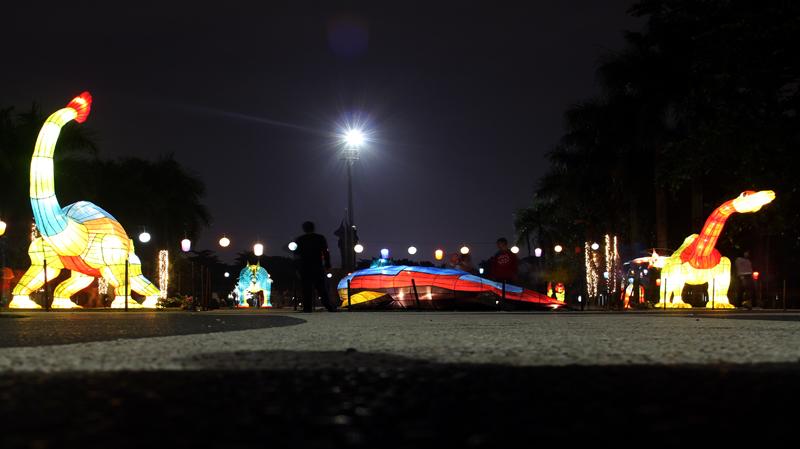 Taman Lampion, Tempat Wisata Baru di Kota Bandung