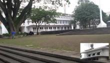 Balai Kota Bandung, Pernah Jadi Gudang Hasil Bumi