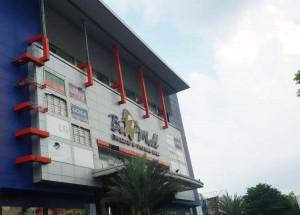 BeMall Jalan Naripan Bandung. | Foto serbabandung.com #serbabandung