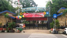 Wisata anak di bandung Taman Lalu Lintas
