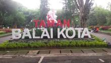 Taman Balai Kota, Taman Paling Tua di Bandung
