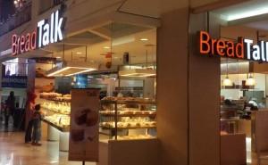 Toko Roti BreadTalk di Miko Mall Kopo. | Foto serbabandung.com #serbabandung