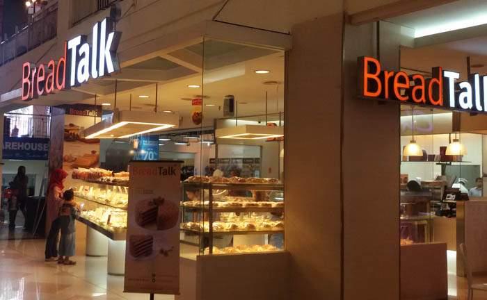 roti singapura  BreadTalk
