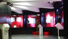 Museum Monumen Perjuangan, Ruangan Bawah Dilengkapi AC