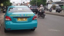 Taksi di Bandung, Memiliki Warna Khas Masing-Masing